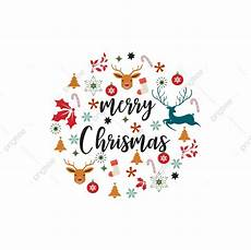 merry christmas card design christmas background illustration png and vector with transparent