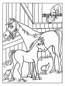 Malvorlagen Eulette Malvorlage Pferdestall