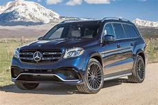 2018 Mercedes Amg Gls 63 Review Trims Specs And Price
