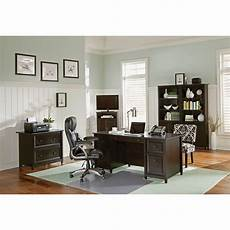 black home office furniture collections buy sauder edge water office furniture collection at
