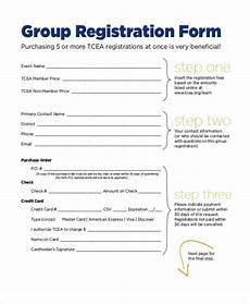 free 12 sle event registration forms pdf