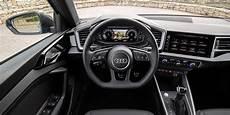 audi a1 sportback interior infotainment carwow