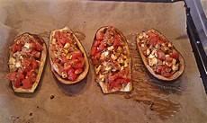 Gefüllte Aubergine Vegetarisch - gef 252 llte auberginen vegetarisch zuzuki chefkoch de