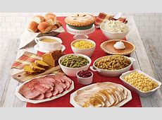 Bob Evans Now Offering To Go Thanksgiving Meals   Food