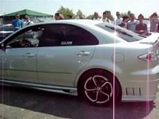 Mazda 6 Tuning Exhaust Sound