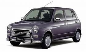 1998 Daihatsu Mira Gino Related Infomationspecifications