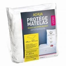 Prot 232 Ge Matelas 200x200 Cm Achua Molleton 100 Coton 400