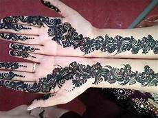 100 Gambar Henna Tangan Yang Cantik Dan Simple Beserta