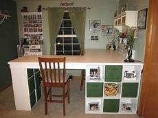 do it yourself white craft desk how to build a custom