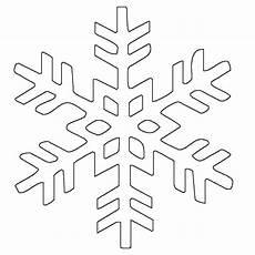 Ausmalbilder Schneeflocken Gratis Ausmalbild Schneeflocken Und Sterne Kostenlose Malvorlage