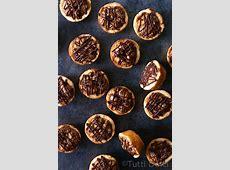 cranberry pecan butter tarts_image