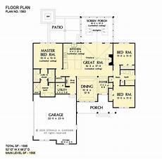 donald gardner small house plans efficient three bedroom ranch home don gardner in 2020