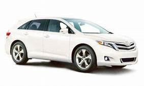 2020 Toyota Venza Redesign  Cars Models