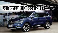 Nouveau Renault Koleos 2017