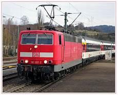 Br 181 Unterwegs Foto Bild Df Diesel Und E Loks