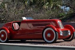 1934 Ford Model 40 Special Speedster Image Chassis Number