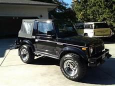 find used 1990 suzuki samurai 4x4 original paint rust free low miles in carmichael california