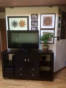 Ikea Kallax Tv Stand Hack Anthropologie Cabinet Hardware