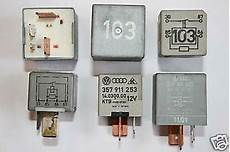 glow relay wiring diagram golf mk3 no 103 vw 92 93 golf mk3 passat caddy 12v glow relay 357 911 253 357911253 ebay