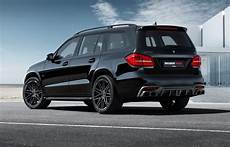 Brabus Extracts 1450nm From Mercedes Amg Gls 63