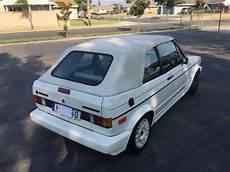 manual cars for sale 1989 volkswagen cabriolet instrument cluster 1989 vw cabriolet karmann edition triple white manual excellent for sale volkswagen cabrio