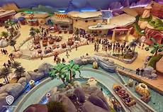 Warner Bros World Abu Dhabi Gets Ready For Big Opening On
