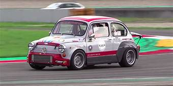 This Vintage Fiat Abarth 1000 TCR Proves Four Cylinders