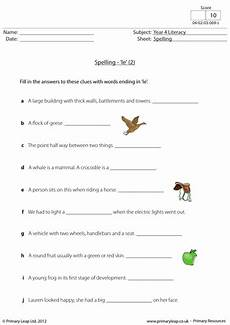 spelling worksheets ks2 printable 22440 ks2 resource spelling le teaching resources