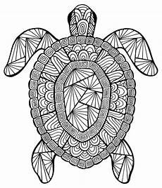 coloring pages mandalas animals 17087 turtle turtles coloring pages for adults just color coloriage mandala animaux