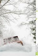 Image result for image pushing snow with truck front end...