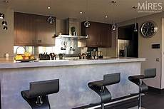 Cuisine Ouverte Design C0309 Mires