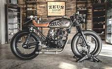 Kawasaki W175 Modif Tracker by Modifikasi Kawasaki W175 Tracker Brat Cafe Dan Cafe