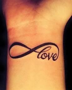 40 Infinity Symbol Tattoos Ideas