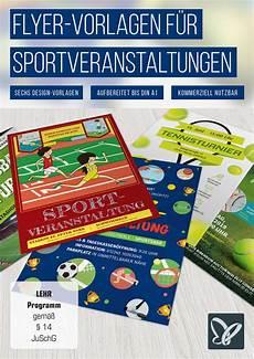 flyer vorlagen f 252 r sportveranstaltungen tutkit