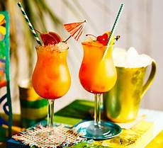 rum punch recipe bbc good food