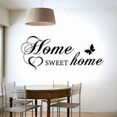 home decor decals home sweet home wall sticker vinyl decal transfer home