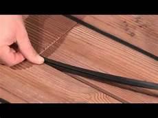 Holz Wasserdicht Versiegeln - terrassenfugenband fugendichtungsband f 252 r terrassendielen