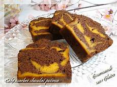 Gourmande Sans Gluten Cake Marbr 233 Chocolat Potiron