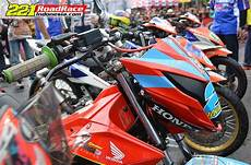 Modifikasi Honda Sonic Road Race by Bicara Stang Road Race Melihat Cara Honda Kawahara