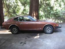 1978 280Z For Sale 5 Sp A/c Orig Owner  The