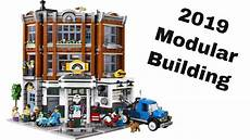 Lego Corner Garage Preview 2019 Modular Building