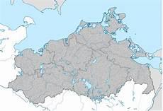 File Municipalities In Mecklenburg Vorpommern Svg
