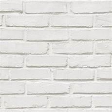 mur brique blanche rustic brick wall wallpaper white 575319 ugepa ebay