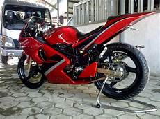 Rr Modifikasi by Modifikasi Motor Rr Ala Superbike