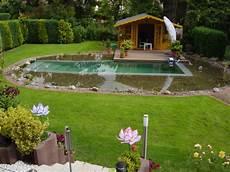 Schwimmteich Planen Wasser Im Garten Bauen Und Wohnen