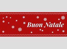 merry xmas in italian