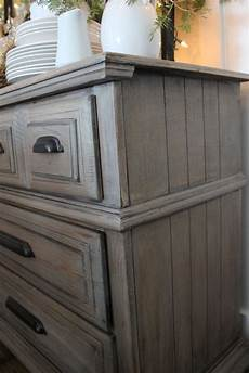 driftwood gray paint stain color easy and complete tutorial blog the dresser is a