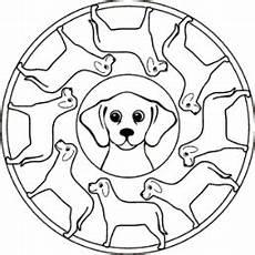 Malvorlage Hund Mandala Hunde Mandala Zum Ausmalen Mandala Ausmalen Hunde Ausmalen
