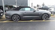 2017 Ford Mustang Gt Convertible Brand New