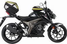 motorrad berichte f 252 r suzuki gsx s 125